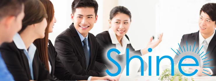 Indeedによる採用支援SHINE
