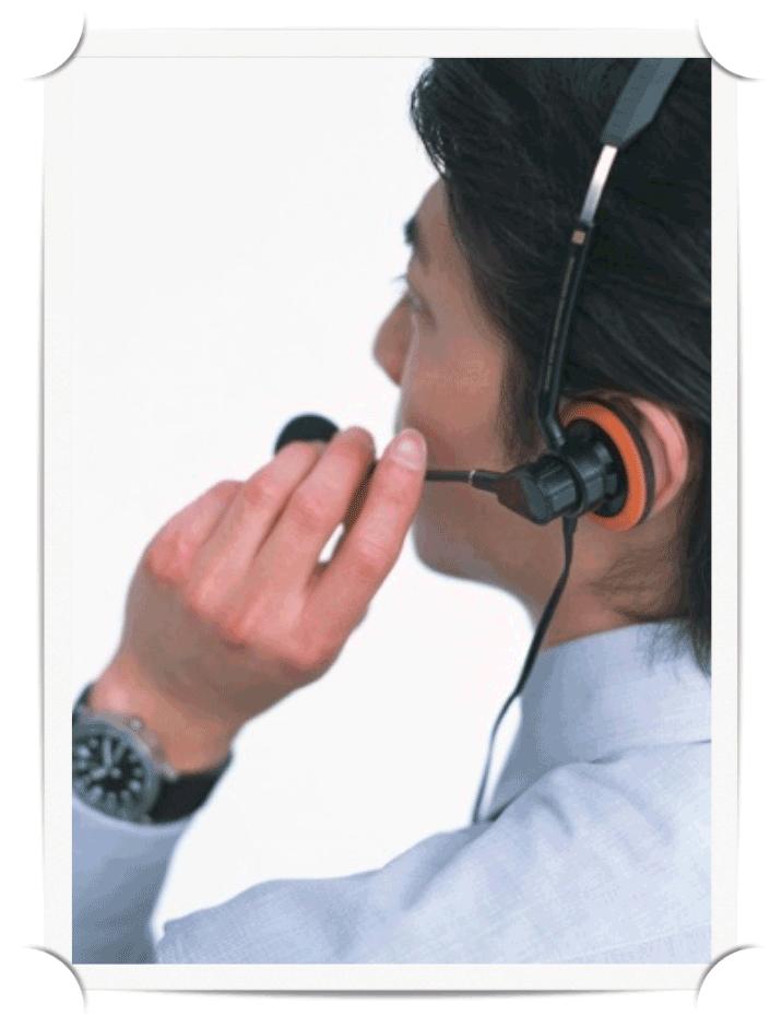 Agent電話対応